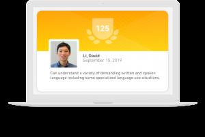 9p3RHw3V 300x201 - نحوه نمرهدهی درآزمون دولینگو (Duolingo)