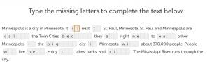 missing words 300x94 - نحوه قبولی در ازمون دولینگو (Duolingo test)