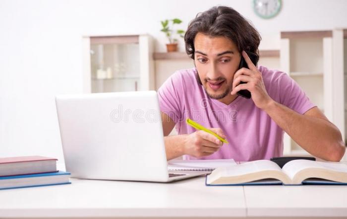 young male student preparing exams home 163516811 700x441 - صفحه اصلی